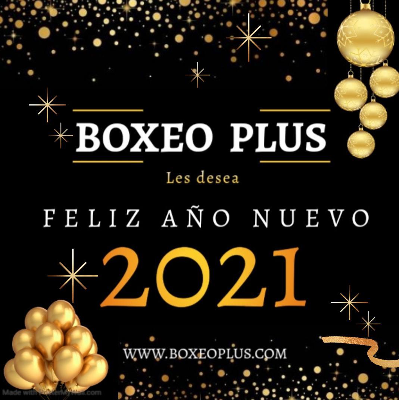 Feliz año 2021 para todos