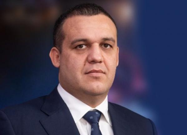 Umar Kemlev, presidente de AIBA